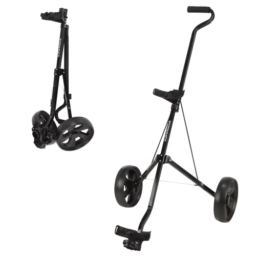 Stowamatic 2 Wheel Folding Pull Golf Cart