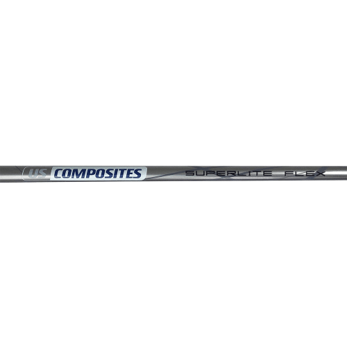 US COMPOSITES Lightweight 100% Pure Graphite Shaft for Drivers - Senior Flex