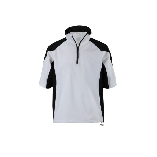 Woodworm Golf V2 Waterproof Half Sleeve Top White