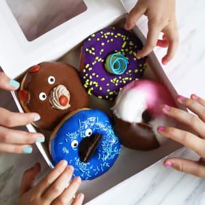 Indulgent Donuts