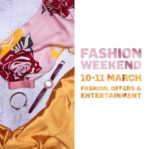 Westfield Fashion Weekend