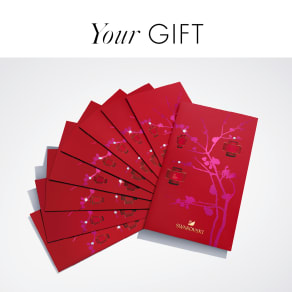 Receive 8 sparkling Lunar New Year Red Packets with any purchase in-store*