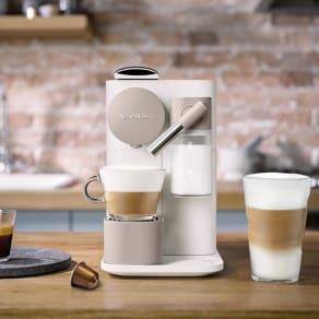 Introducing the new Nespresso Lattissima