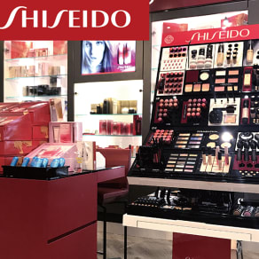 W Costmetics | Shiseido 20 % OFF