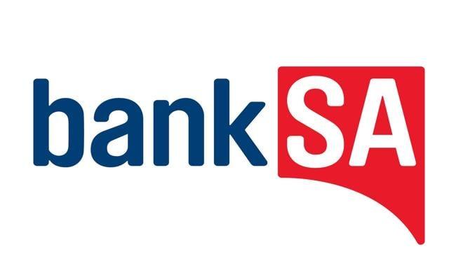 Image result for BankSA logo image