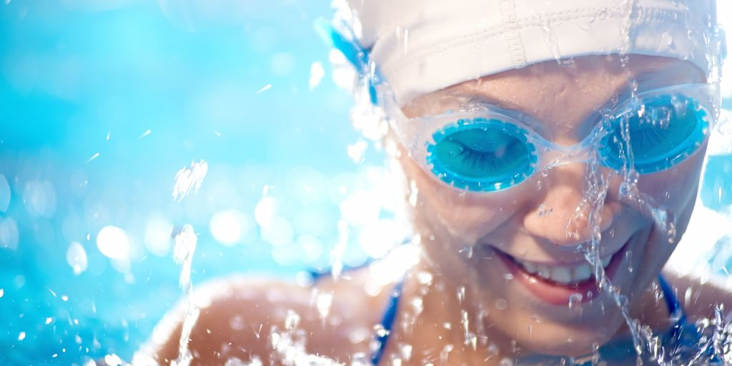 The Gross Truth About Swimming Pools And Your Eyes Sharecare