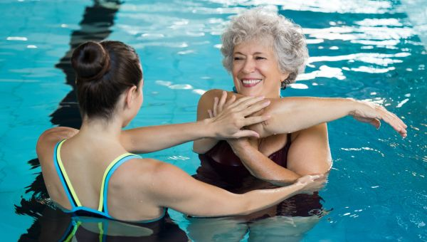 Try water aerobics