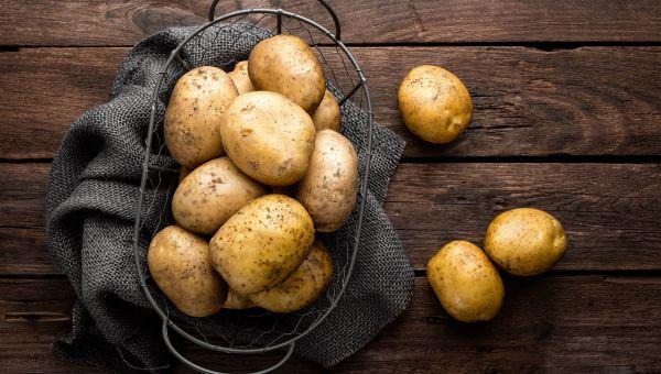 Veggie: Potatoes