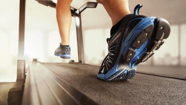 Treadmill Trip Ups