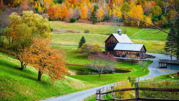 6. Vermont