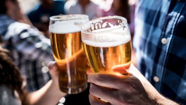 The threshold for problem drinking is lower than you think