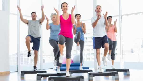 Burn Faster with Aerobics