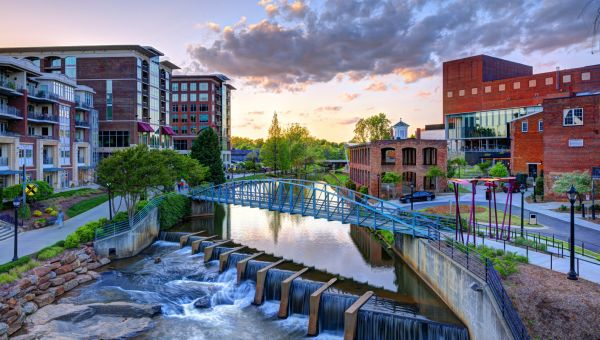 Oldest: #7 Greenville, SC