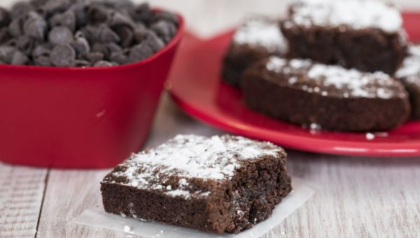 Outrageous Chocolate Brownies