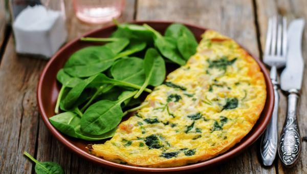 Breakfast - Omelets