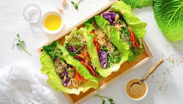 Lunch - Lettuce Wraps