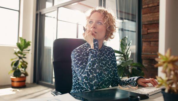 Do Kegels at your desk