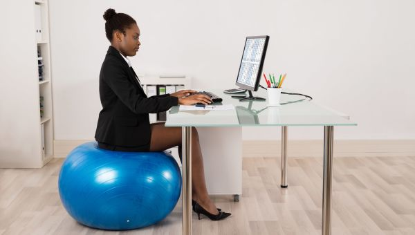 7 office exercises that won t make you look like a weirdo types of