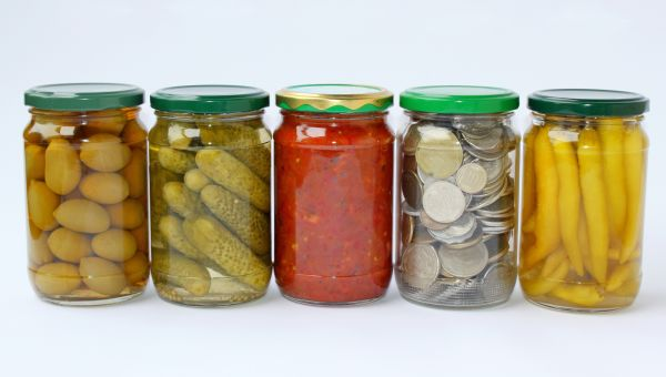 COINS ARE PICKLED DURING MINTING