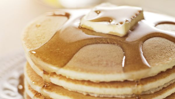 Worst Junk Food #6: Big Pancake Breakfast