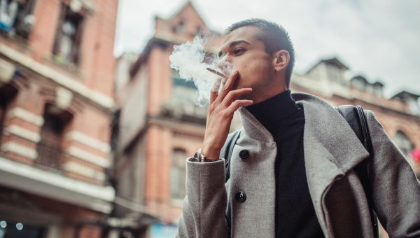 Secondhand smoke can lead to ear infections and high blood pressure