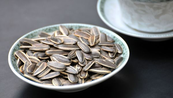 26.  Sunflower seeds