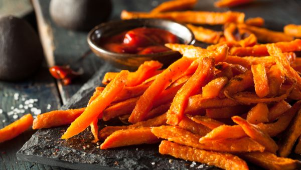 37. Sweet potato fries
