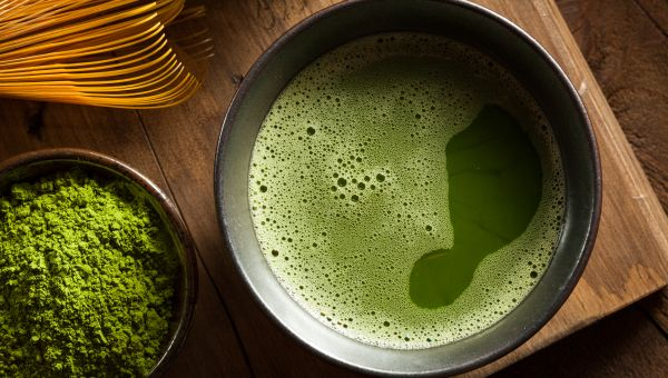Start Sipping Green Tea