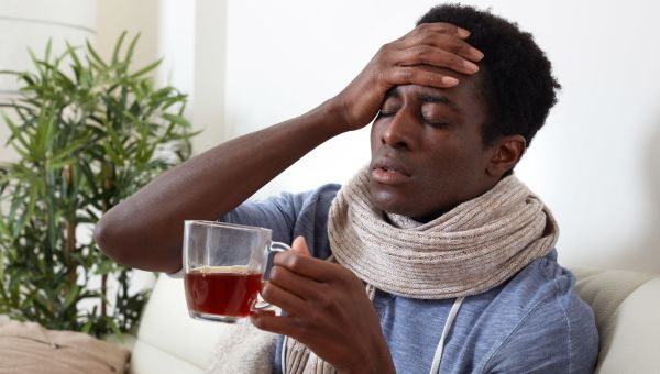 The stereotype: Men are needier when they're sick