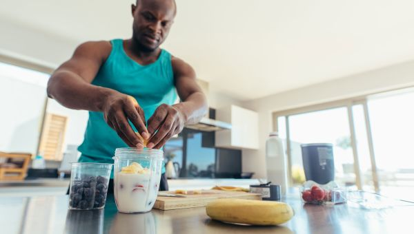 DON'T: Overeat before a workout