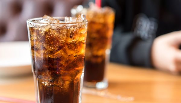 Enjoy in moderation: soda
