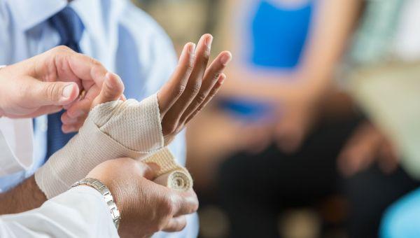 Sprains, strains and breaks