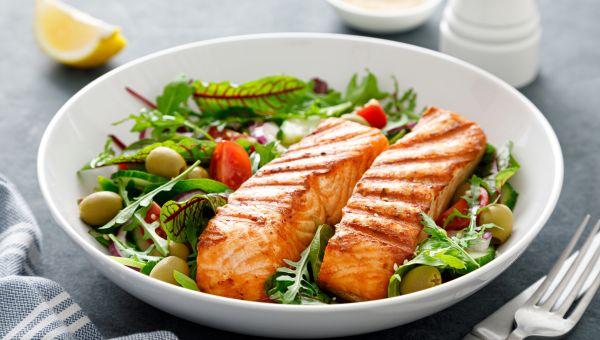 Eat: Salmon