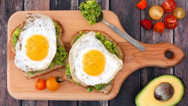 Healthy fat helps lower cholesterol