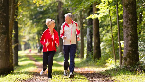 It protects older adults from frailty