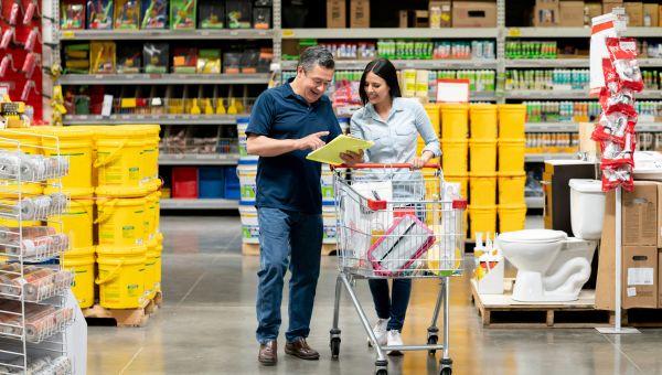 Make smart choices at warehouse stores