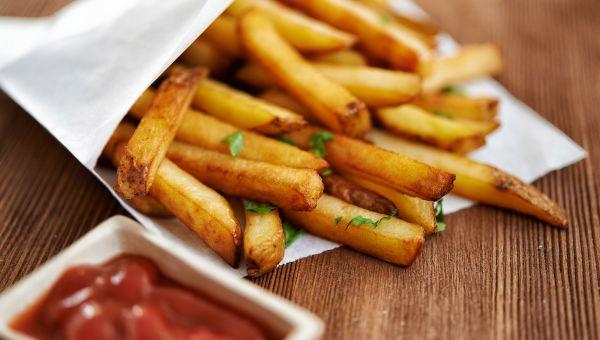 Avoid loading up on empty foods