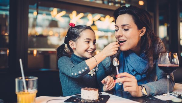 Depriving kids of the occasional treat