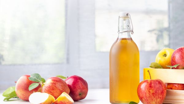 Apple Cider Vinegar: Secret Beauty Potion?