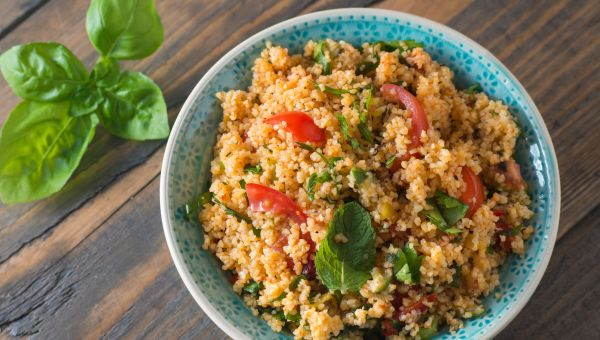 Whole Grain Salad Recipe