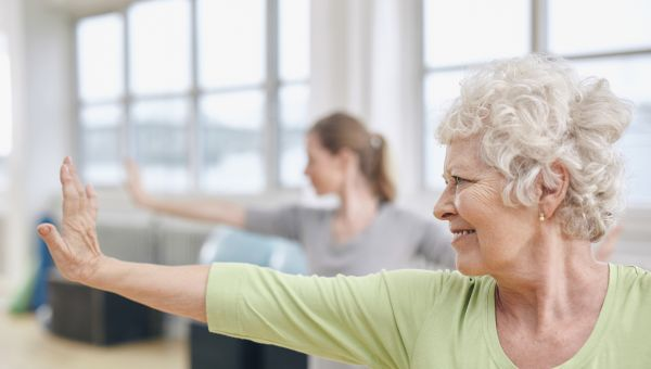 Cancer Survivors Live Longer with Exercise