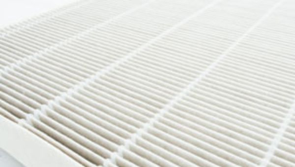 For Healthy Lungs, Check Your Air Filter