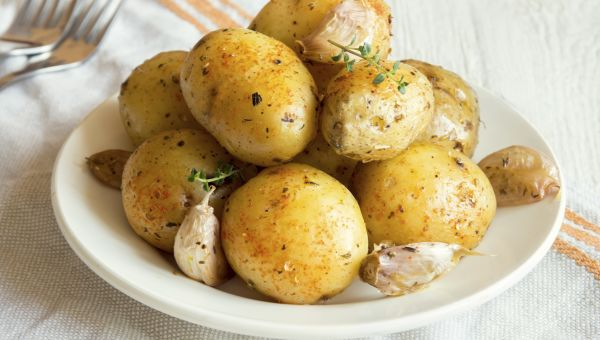 Mash This Kind of Potato to Baby Your Heart