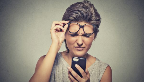 Trouble with Fine Print? The Facts on Presbyopia