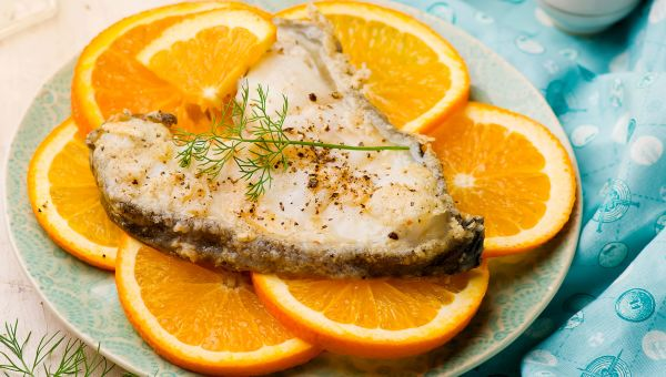 Baked Halibut with Citrus Crust Recipe