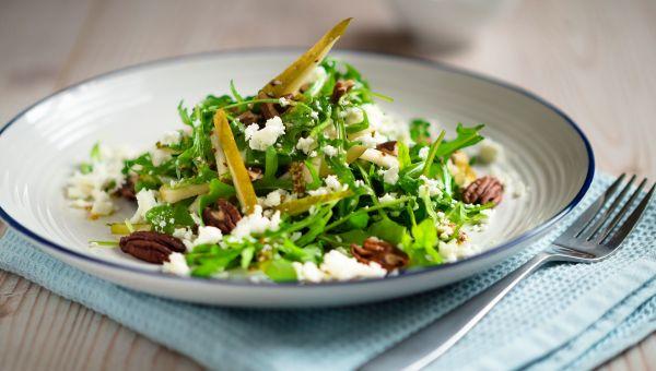 Peaceful Asian Pear Salad Recipe