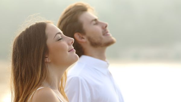 Stop Pain With Deep, Slow Breathing Techniques
