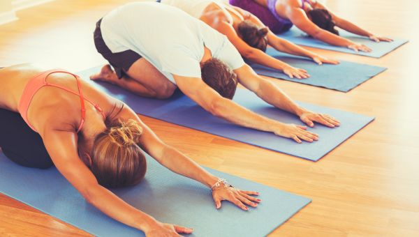 Overeating Help: A Benefit of Yoga