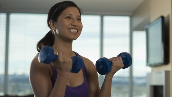 Transform Your Body in Three Easy Moves