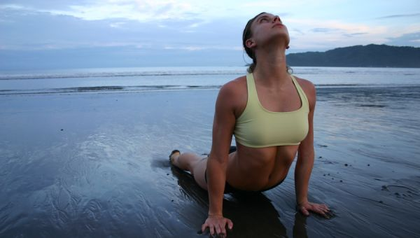 Practicing Yoga to Enjoy a Perfect You